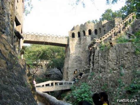rock garden chd funzug the rock garden of chandigarh india his