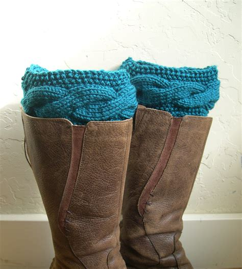 knit boot toppers paprika legwarmers knit boot cuffs boot toppers cable