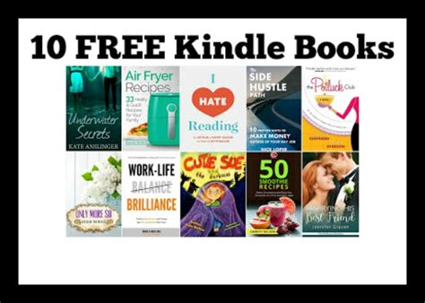 kindle books with pictures 10 free kindle books 4 19 deal