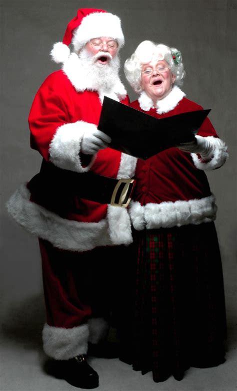 singing santa claus singing santa claus mrs claus photo gallery