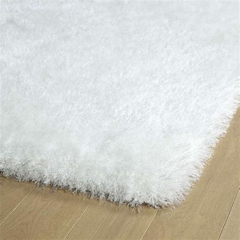 white shag area rug kaleen rugs posh shag psh01 76 white area rug carpetmart