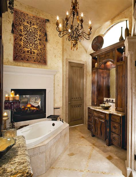 Earth Tone Bedroom Ideas tuscan master bath traditional bathroom dallas by