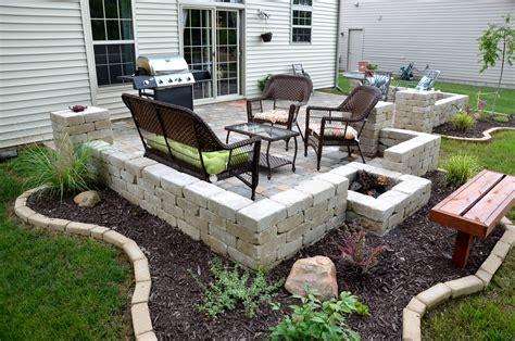 paver patio ideas diy diy outdoor patio designs