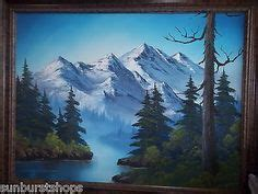 bob ross painting buy original 1000 images about bob ross on bob ross