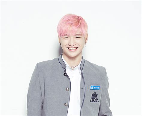 Kang Daniel Of Quot Produce 101 Season 2 Quot Spotted Supporting