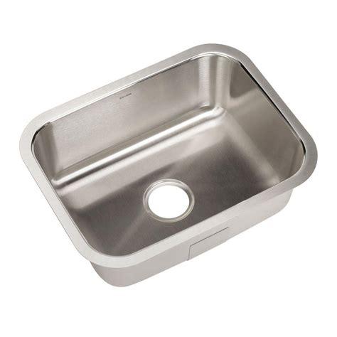 kitchen sink sts houzer eston series undermount stainless steel 23 in