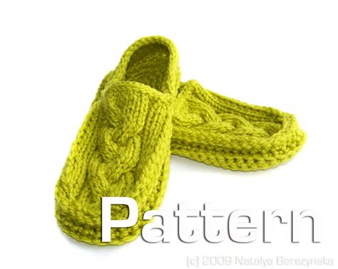 knitted shoes pattern free free crochet slipper patterns images