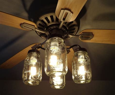 jar ceiling lights 25 best ideas about jar l on