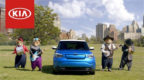 Kia Soul Hamster Commerical by Kia Soul Hamster Commercial With Banjos Defines What A
