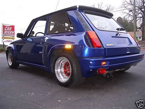 Renault R5 For Sale by 1984 Renault Turbo 2 For Sale On Ebay Dan Crouch