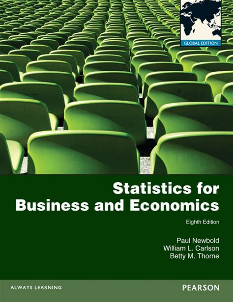 statistics for business economics with xlstat education edition printed access card pearson education statistics for business and economics