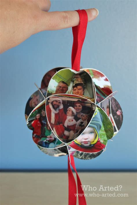 how to make card ornaments card ornament step by step who