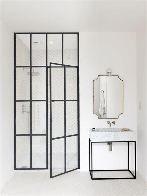shower door and frame bathroom of the week steel frame shower doors in a