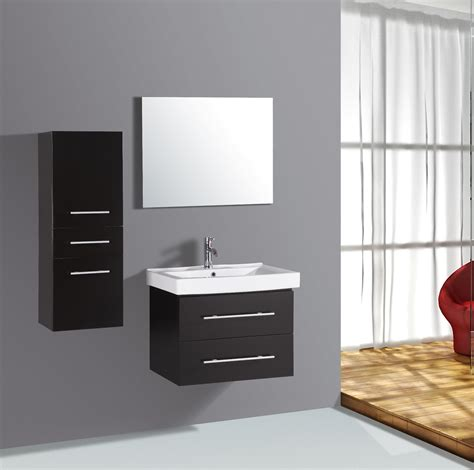 single vanities for small bathrooms contemporary wall mounted vanities for small bathrooms
