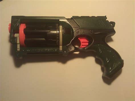 spray paint nerf gun paint a nerf gun n strike maverick