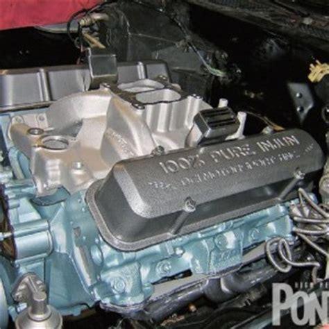 Pontiac 400 Crate Motor by Dci Motorsports Pontiac 400 455 Crate Engine