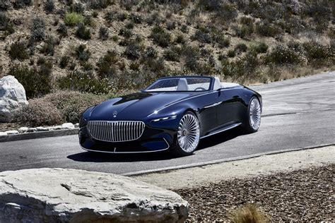 Mercedes Maybach Price by Mercedes Maybach 6 Cabriolet Concept Unveiled With An