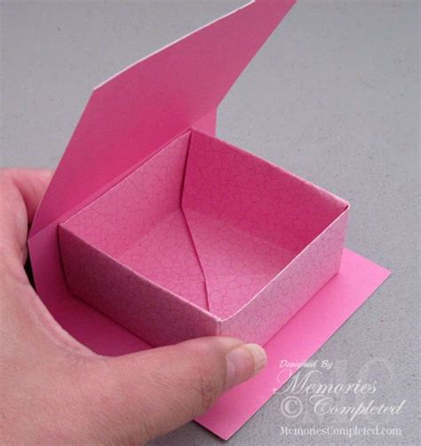 box paper craft 25 best ideas about paper box tutorial on