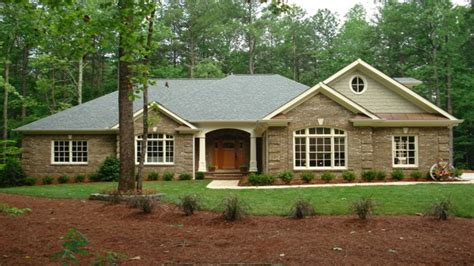 plans for ranch style homes modern ranch style homes brick home ranch style house plans one level house floor plans