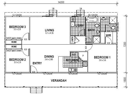 floor plans with measurements house floor plans for kit homes