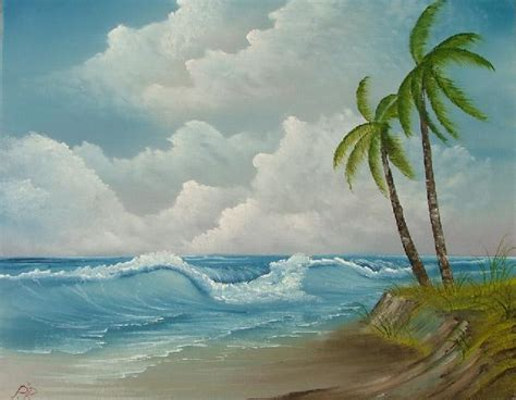 bob ross paintings for beginners beginners painting classes in east sussex bob ross