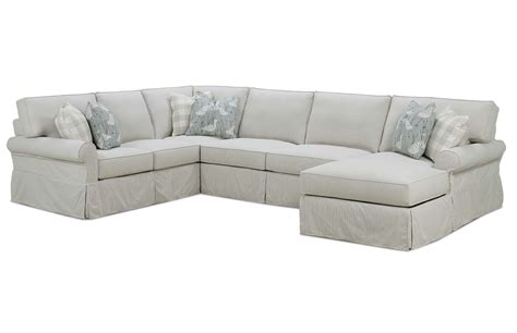 slipcover sectional sofa with chaise slipcover sectional sofa with chaise tourdecarroll