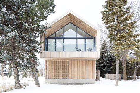 Bathroom Tub Ideas gable roof modern exterior scandinavian with wood paneling