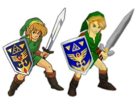a link to the past a link to the past now n64 style n64 squid
