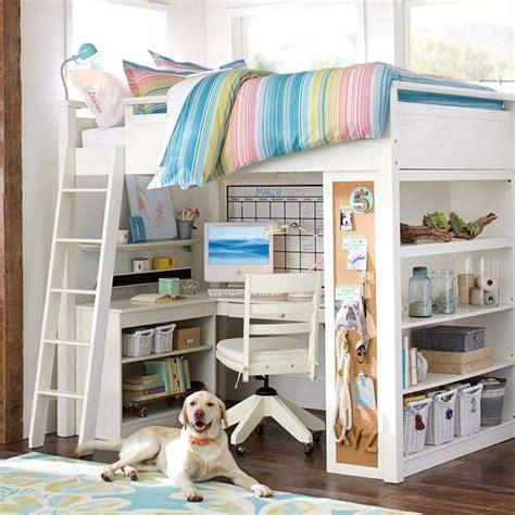 study loft bunk bed compact hybrid bunk beds sleep and study