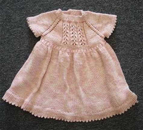free knitted dress patterns for toddlers free baby dress knitting pattern lena patterns