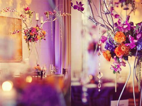 orange and purple decorating ideas your wedding support get the look orange purple