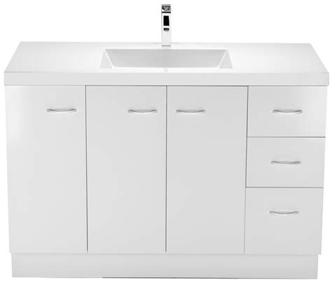 bunnings bathroom vanities marbletrend 1200 x 450mm boston vanity bunnings