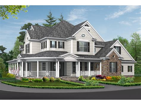 best country house plans terrace country home plan house plans more house plans 4886
