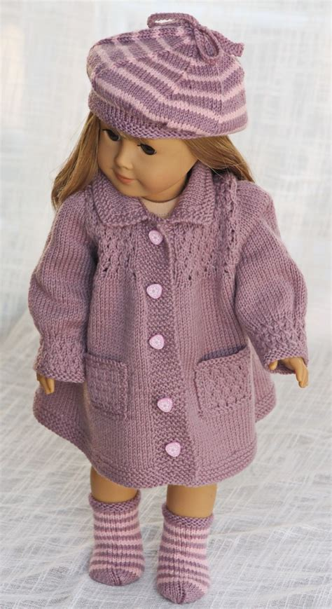 18 inch doll clothes knitting patterns free knitting patterns for 18 inch doll clothes search