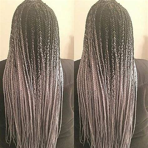 17 best ideas about micro braids hairstyles on pinterest