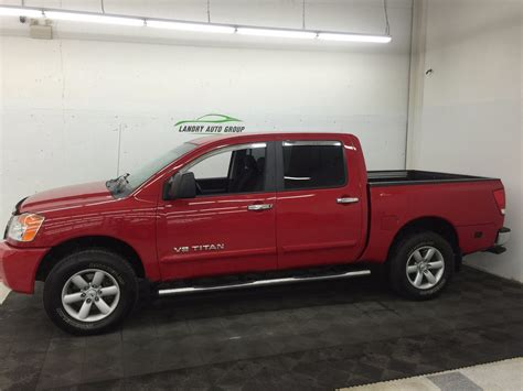 2011 Nissan Titan by Used 2011 Nissan Titan Sv In Berwick Used Inventory