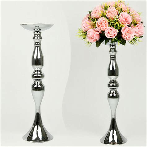 silver holders get cheap silver candle holder aliexpress