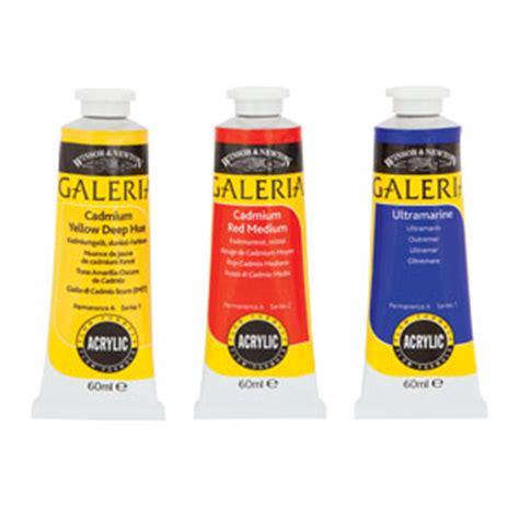 acrylic paint galeria winsor newton galeria acrylic flow paint