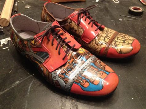 angelus paint durability how to paint leather shoes