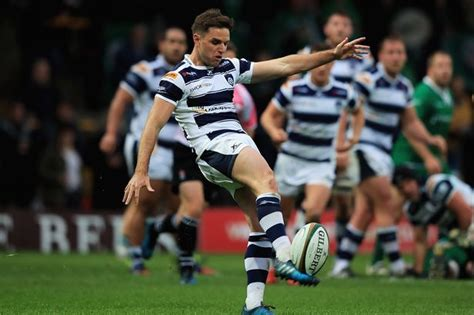 Joe Ford by Leicester Tigers New Boy Joe Ford Knows The Level Of