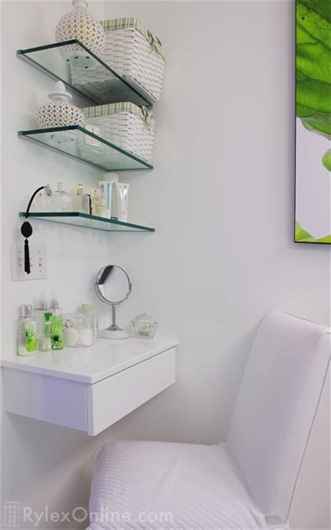 bathroom glass shelves bathroom glass shelves vanity warwick ny rylex custom