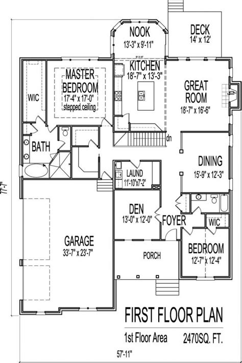 floor plans for homes one story new one story ranch house plans with basement new home plans design