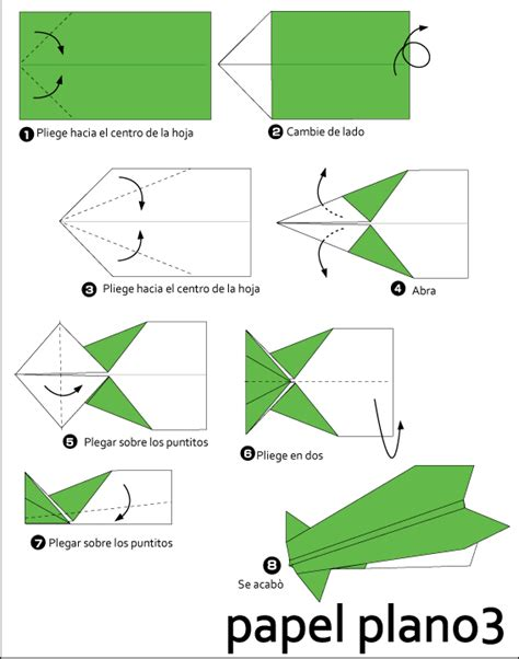 how to make origami aeroplane origami paper plane 3