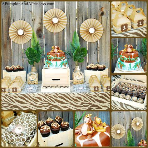 safari crafts for safari birthday