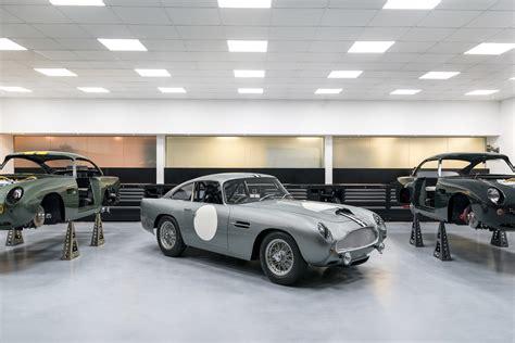 Aston Martin Newport by Aston Martin Returns To Historic Newport Pagnell