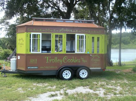trailer houses concession trailers as tiny houses