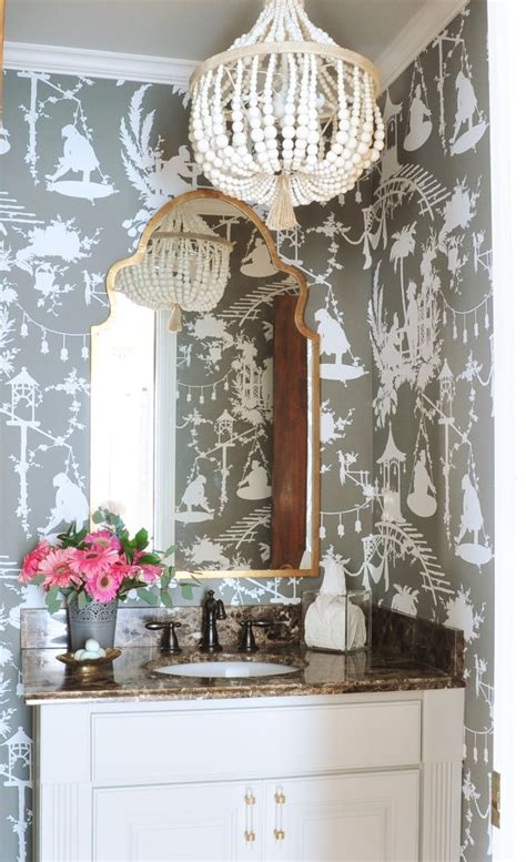 wallpaper for powder room top 25 best powder room wallpaper ideas on