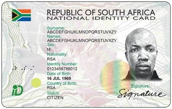 how to make a id card at home sa citizens to pay billions for smart ids itweb