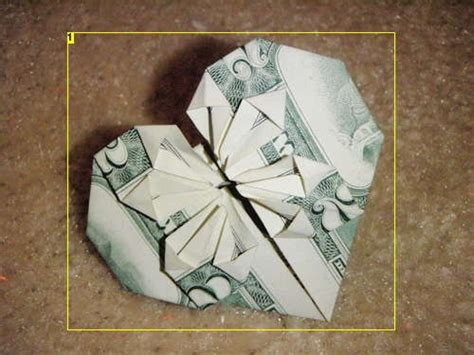 dollar bill origami toilet 17 best images about origami hearts on dollar