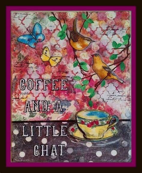 decoupage collage ideas 17 best ideas about decoupage canvas on